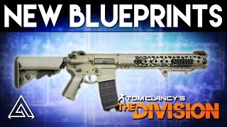 The Division New Blueprints - LVOA-C & Vector 45 | Weekly Reset June 19th