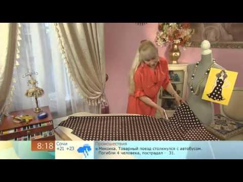 видео: платье в горошек (polka dot dress)