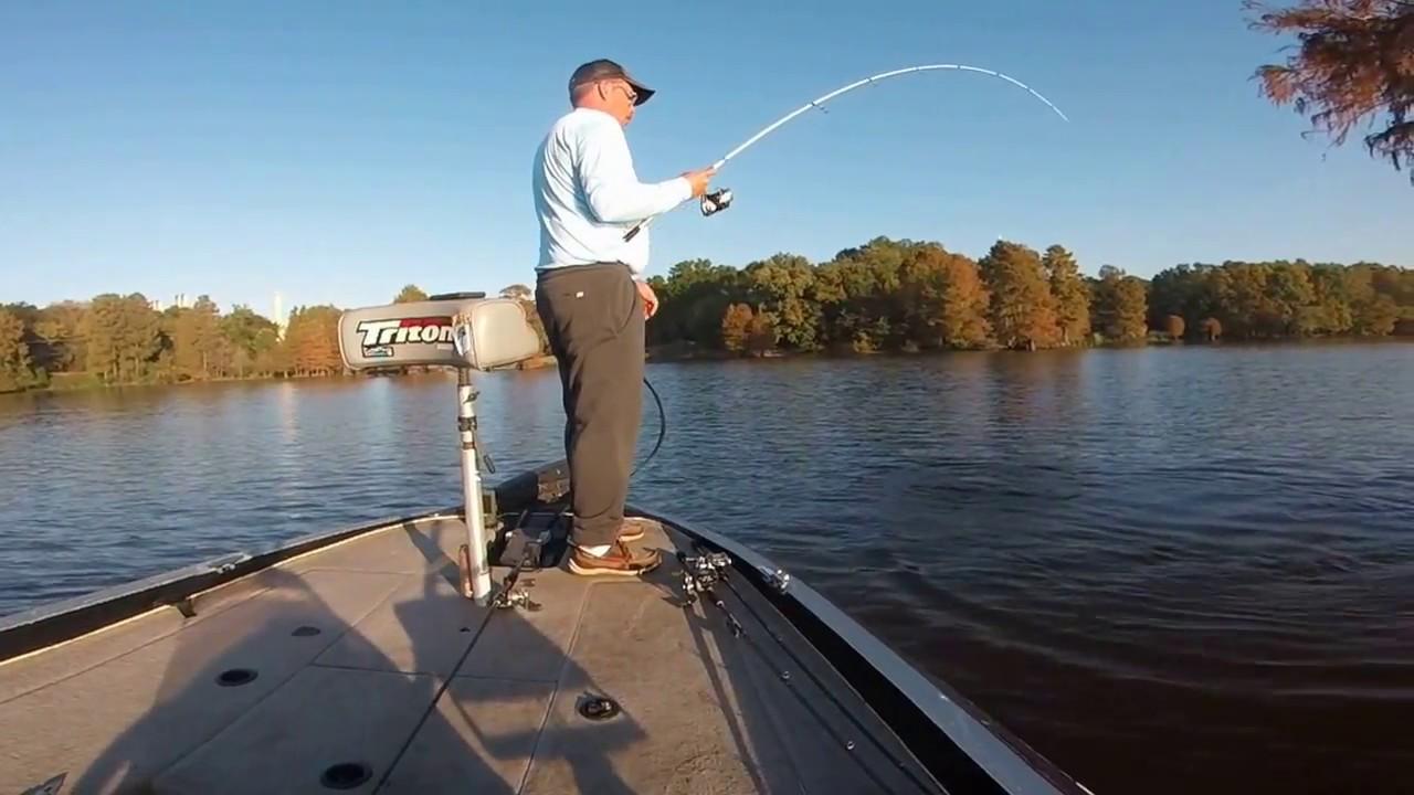 Caddo lake november 2016 youtube for Caddo lake fishing report