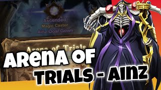 ARENA OF TRIALS - AINZ - TEAM COMPS! [AFK ARENA GUIDE]