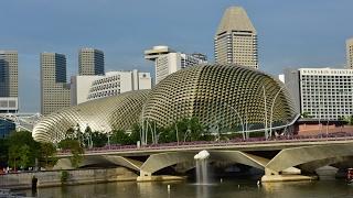 Сингапур. Урок 49. Фотошкола Олега Зотова.