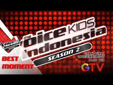 Who's Gonna Be A Winner? | The Voice Kids Indonesia Season 2 GTV 2017
