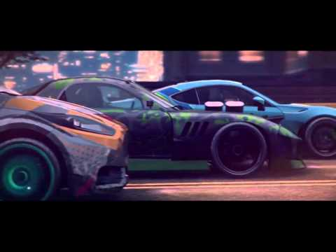 Need for Speed  NIGHT OF FIRE!