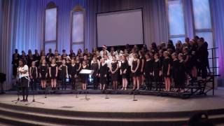 Indian Land Middle School Winter Chorus Concert 2016
