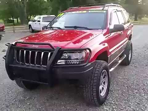 1999 Jeep Grand Cherokee Lifted!!   YouTube