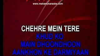 Baarish Video Karaoke - Half Girlfriend