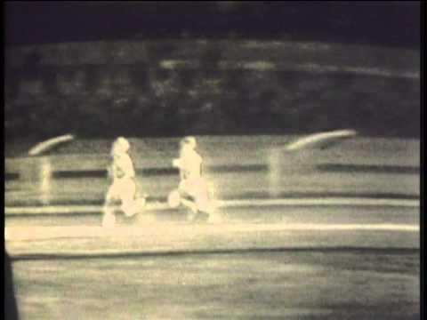 5000m.WR:Kuts vs.Chataway,London,1954