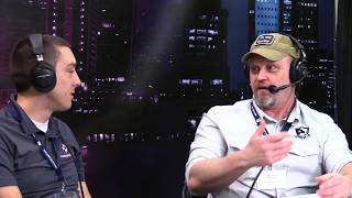 Kevin Michalowski and The Concealed Carry Magazine - USCCA Expo 2018