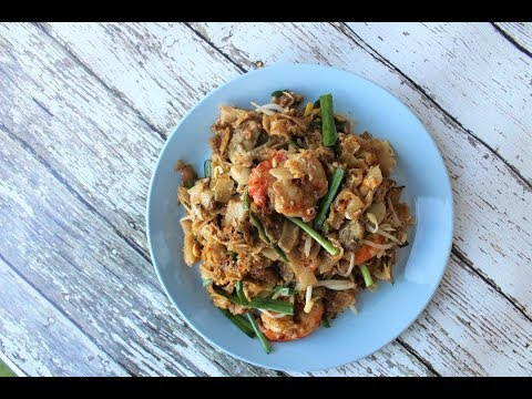 Live - How to Cook Char Kway Teow - Jackie M's Asian Kitchen