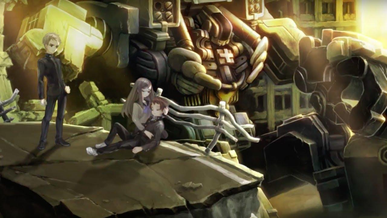 13 Sentinels: Aegis Rim ...