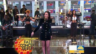 #2015OLDDAYS: Demi Lovato - Confident Live on GMA