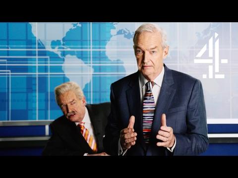 Jon Snow Introduces Fake News Week on Channel 4   Starts Monday 7pm