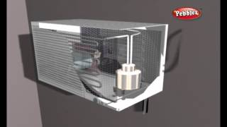 How Does an Air Conditioner Work | How Stuff Works | How Devices Work in 3D | Science For Kids