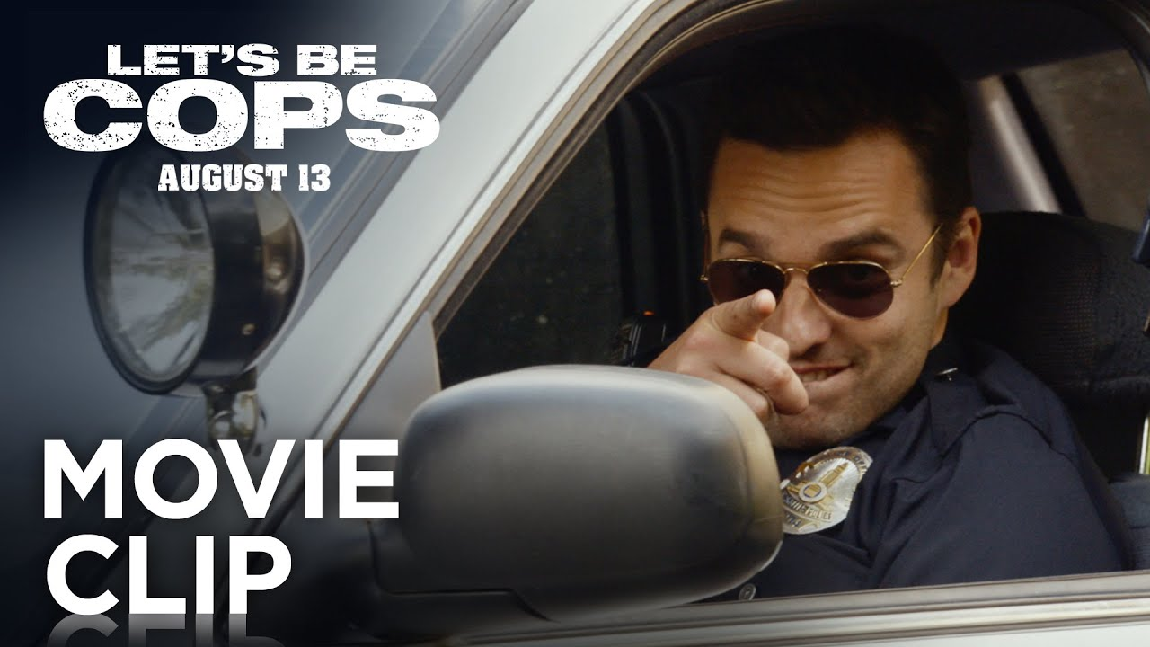 """Download Let's Be Cops   """"Isn't This So Illegal"""" Clip [HD]   20th Century FOX"""