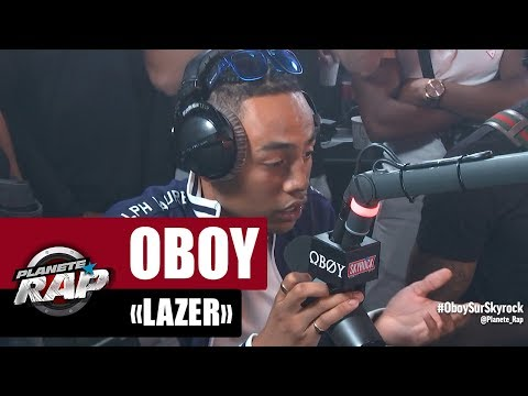 Youtube: Oboy«Lazer» #PlanèteRap