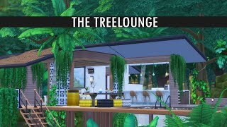 The Sims 4 - Speed Build - THE TREELOUNGE