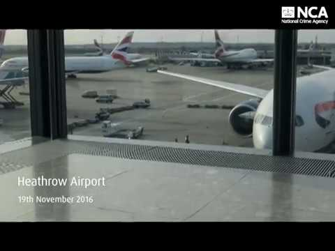 139 years for Heathrow 'airport insider' cocaine smuggling group