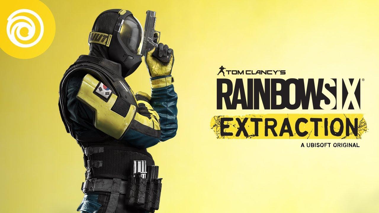 Rainbow Six Extraction – Operator-Vorstellung: Vigil   Ubisoft