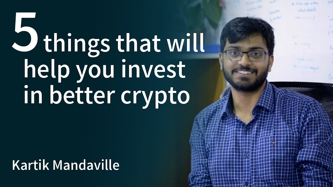 things to consider before investing in cryptocurrency
