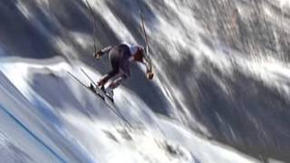 2006 Winter Olympics Torino Mens Downhill 02