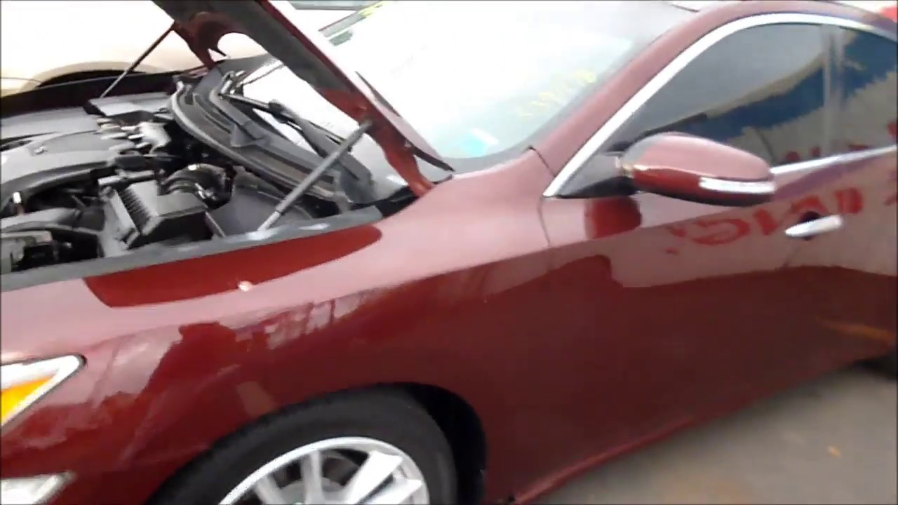 nissan maxima sport fuse box and obs2 locations youtubenissan maxima sport fuse box and obs2 locations [ 1280 x 720 Pixel ]