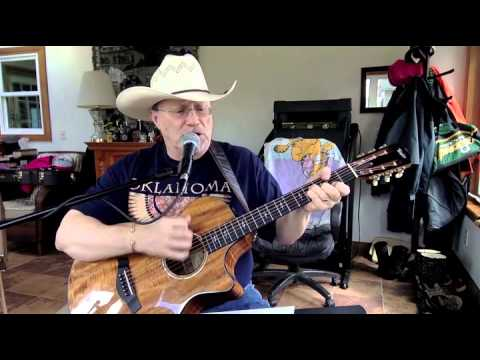 23b -  Pancho and Lefty - Willie Nelson Merle Haggard cover with guitar chords and lyrics