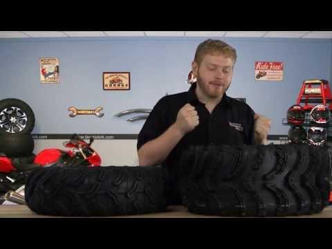 AMS Tires: Black Widow, Swamp Fox Plus, and Slingshot Tires