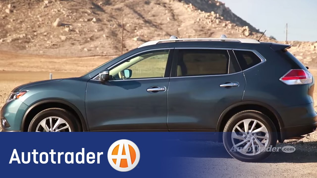 2014 Nissan Rogue | 5 Reasons to Buy | Autotrader - YouTube