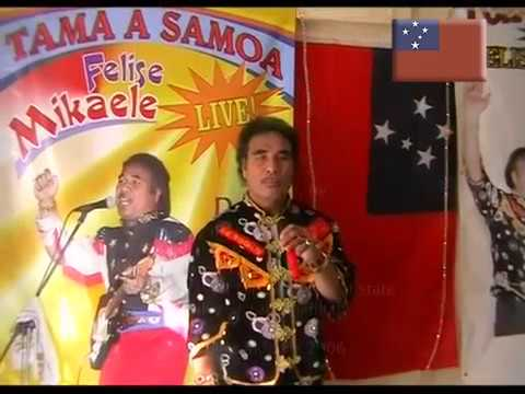 "Felise Mikaele -"" Let the Games Be"" 2007 video"