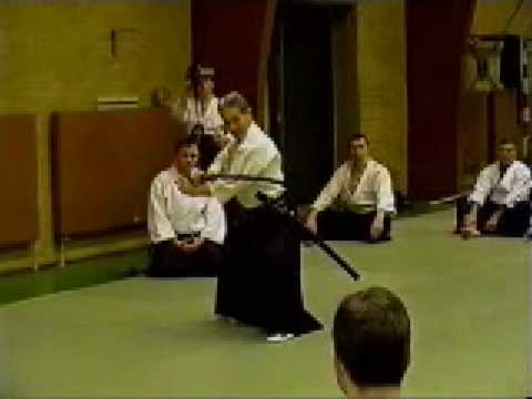 Shoji Nishio Aikido Toho Iai 10 Tsume Irimi
