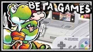 BETA GAMES: Super Nintendo