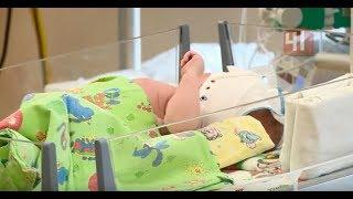 Ребёнок весом 390 граммов / Новости