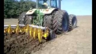 John Deere 8530 Staltech Plower 8S