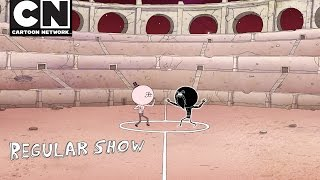 Regular Show | One on One | Cartoon Network