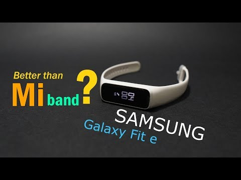 Samsung Galaxy Fit e review, just wow but is it better than Mi Band?