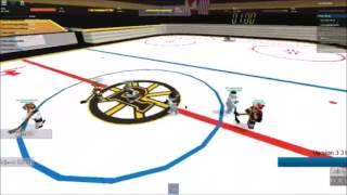 SCAPPA L'OBIETTIVO DANK! - Roblox Hockey 3v3