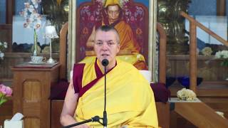 Changing Dharma Knowledge into Experience - Gen-la Kelsang Dekyong