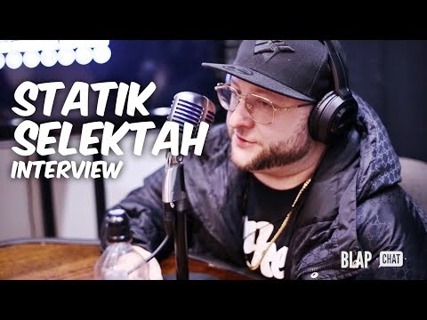 EPISODE 60 - Interview with Statik Selektah | Illmind BLAPCHAT
