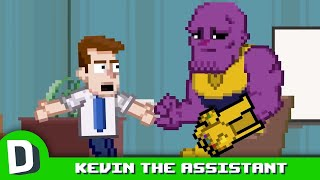 If Every Villain Had An Assistant (Kevin the Assistant Compilation)