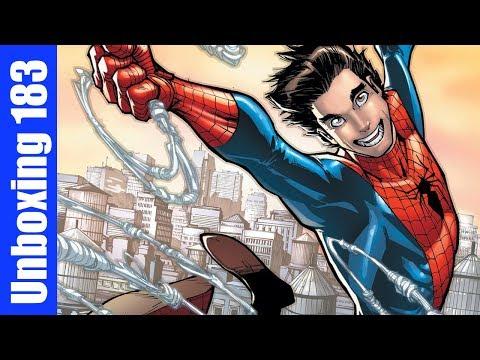 Amazing Spider-Man #1, Batman vs. Bane #1, Southern Bastards #1, more! Unboxing Wednesday 183