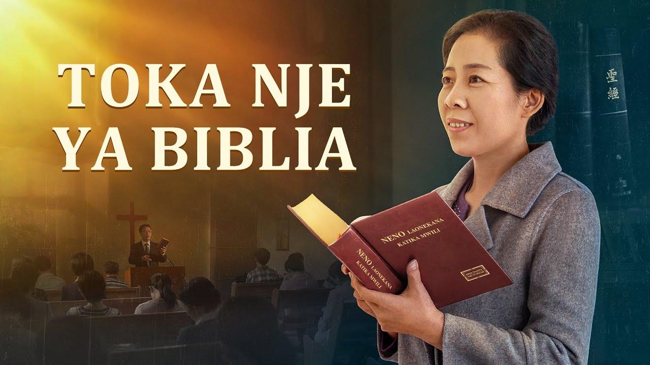 "Filamu za Kikristo | ""Toka Nje ya Biblia"" | Is Believing in the Bible Believing in God?"