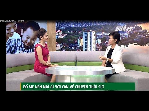 TalentPool Vietnam - Đỗ Thùy Dương, trò chuyện với con về chính trị