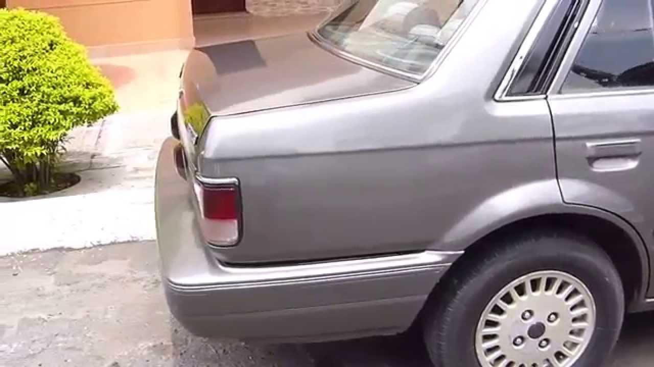 Mazda 323 Nx Mod 91 Con Aire