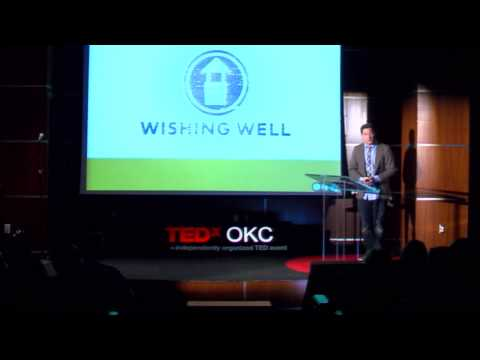 """TEDxOKC - Ryan Groves - """"How to Save the World: Responding to Crisis with Creativity"""""""