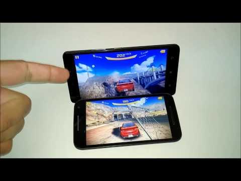 [Hindi] Gaming Comparison of Lenovo K3 note and Motorola Moto G 3rd Gen