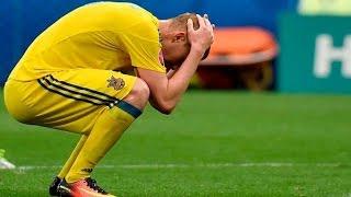 ЄВРО-2016: ПОЗОР УКРАЇНИ!