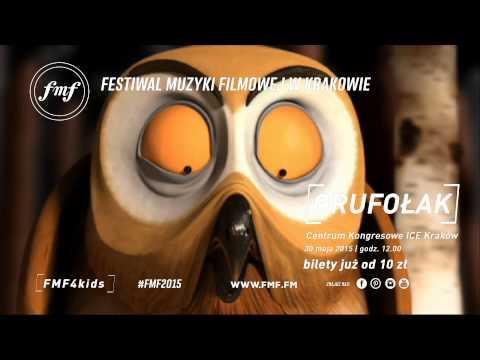 FMF4kids: Grufołak  8 Festiwal Muzyki Filmowej w Krakowie