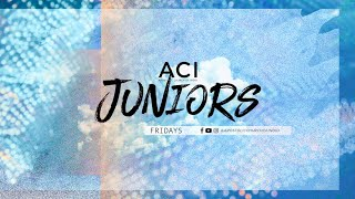 ACI Juniors 6/19/20 Bible Lesson 6