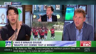 After Foot du lundi - 21/08 – Partie 1/6 - L'avis tranché d'Arnaud Souque sur Kylian Mbappé