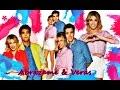 Abrazame & Veras - LETRA HD - Violetta & Leon